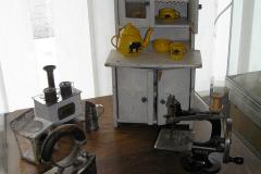 exponáty z výstavy